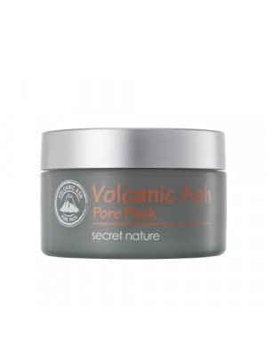 Secret Nature Volcanic Ash Pore Pack - 100gr