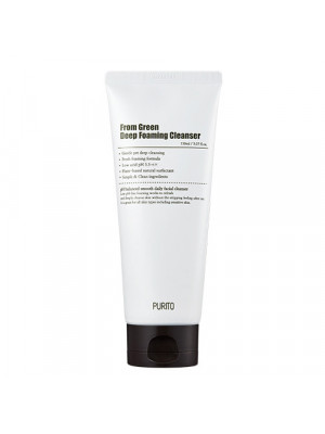 Purito From Green Deep Foaming Cleanser - 150ml