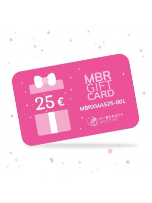 MBR Gift Card - 25 €