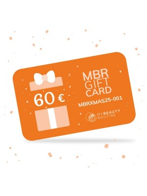 MBR Gift Card - 60 €
